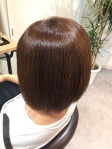 名古屋【栄・久屋大通】酸性縮毛矯正専門技師ノーブロー